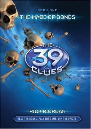 of Bones [The 39 Clues,