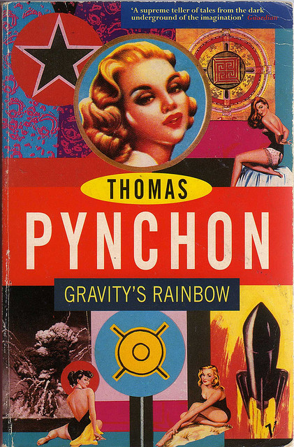 thomas pynchon books