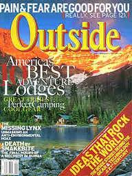 Periodical: Outside (1/2)