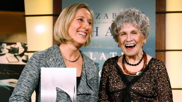 a1a2c7e85d55 Congratulations Alice Munro on the Nobel Prize for Literature
