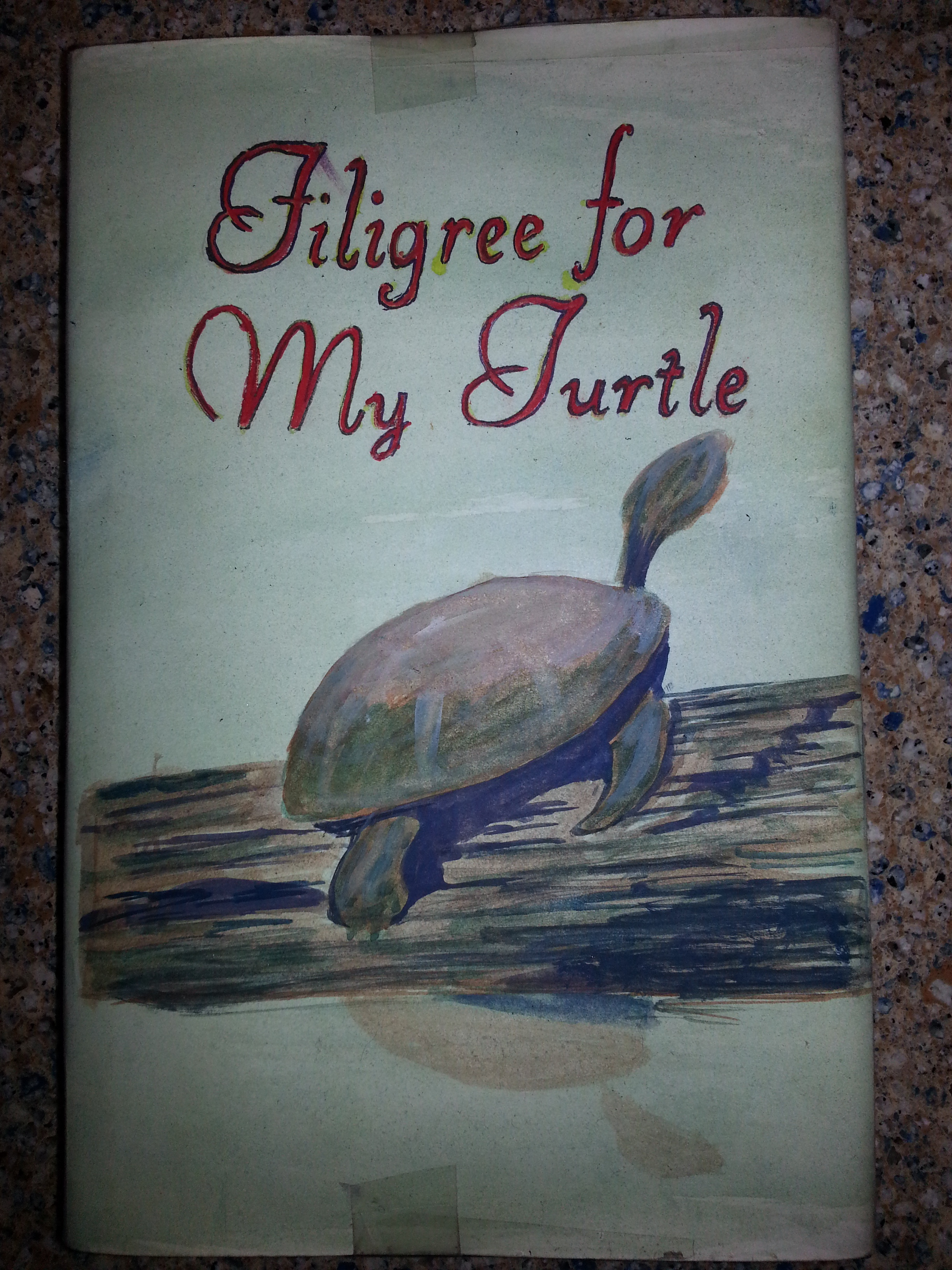Filigree for My Turtle: Happy Tenth Anniversary, Sarah | I Just Read ...