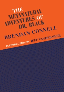 Connell Dr.Black jacket