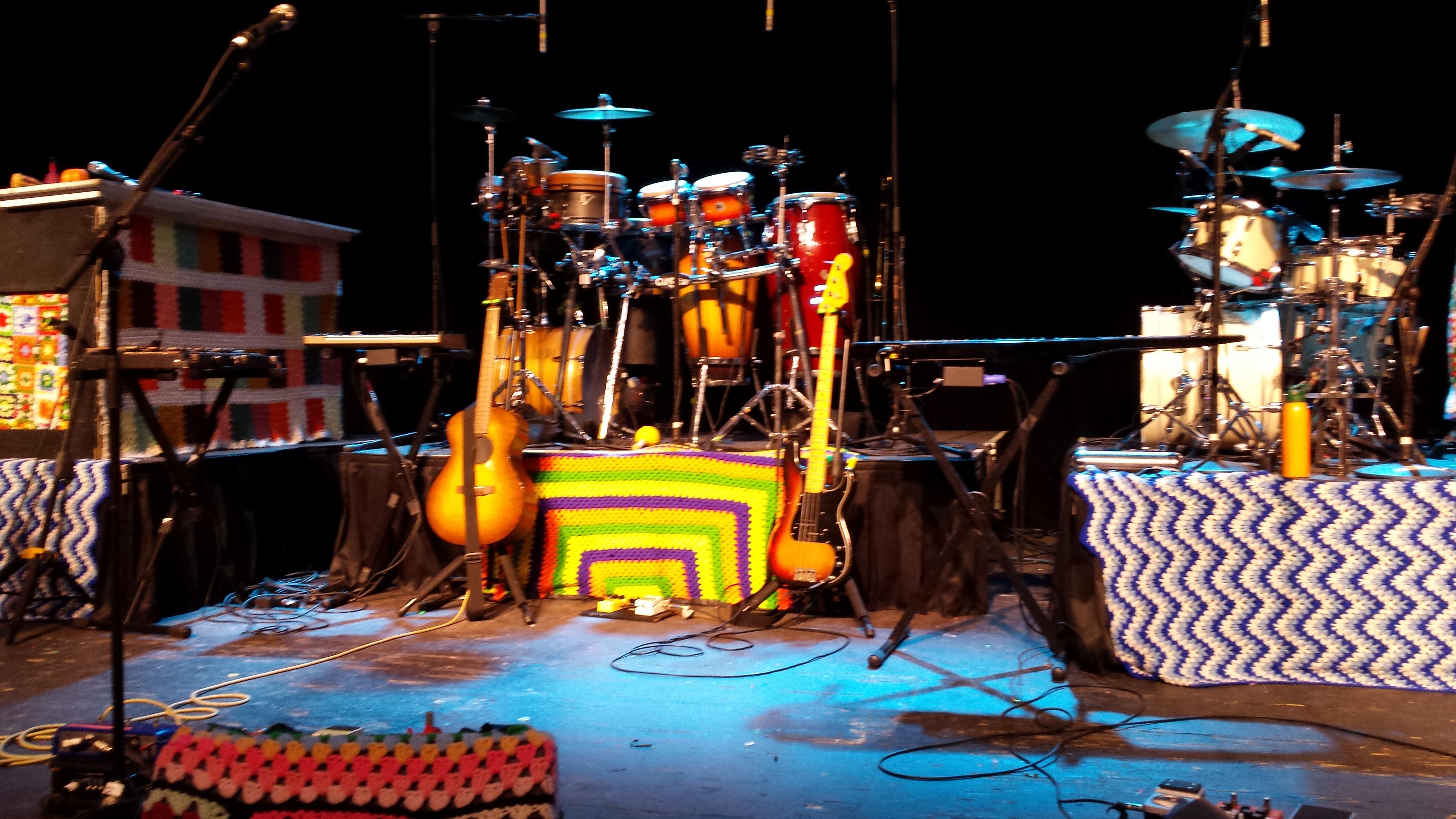 Guster (The Theatre of Living Arts, Philadelphia, PA, April 24, 2015 )