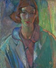 Frederick-H-Varley-Vera-1931