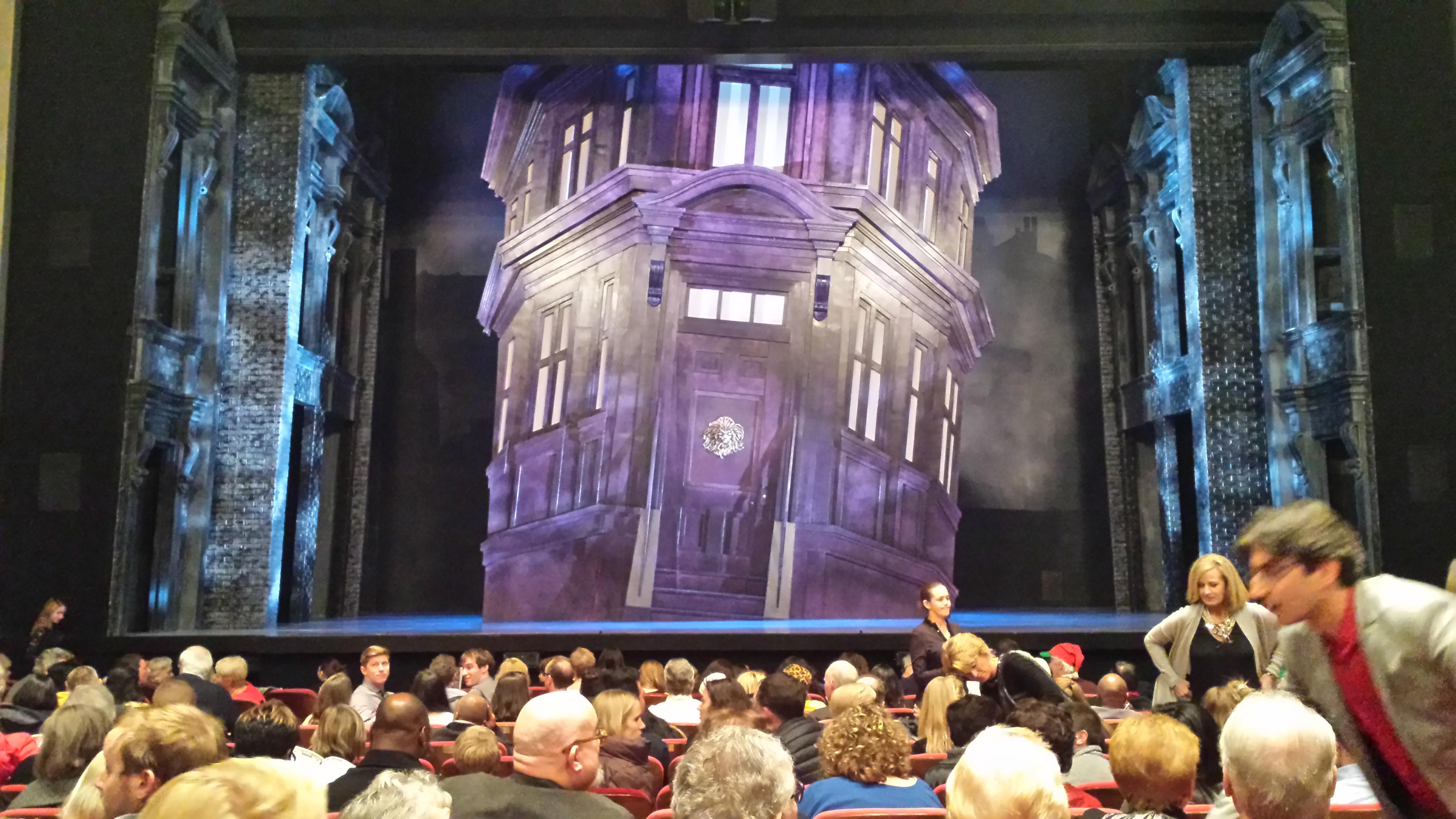 7243127f66d6 A Christmas Carol  McCarter Theatre, Princeton, NJ, December 10 ...