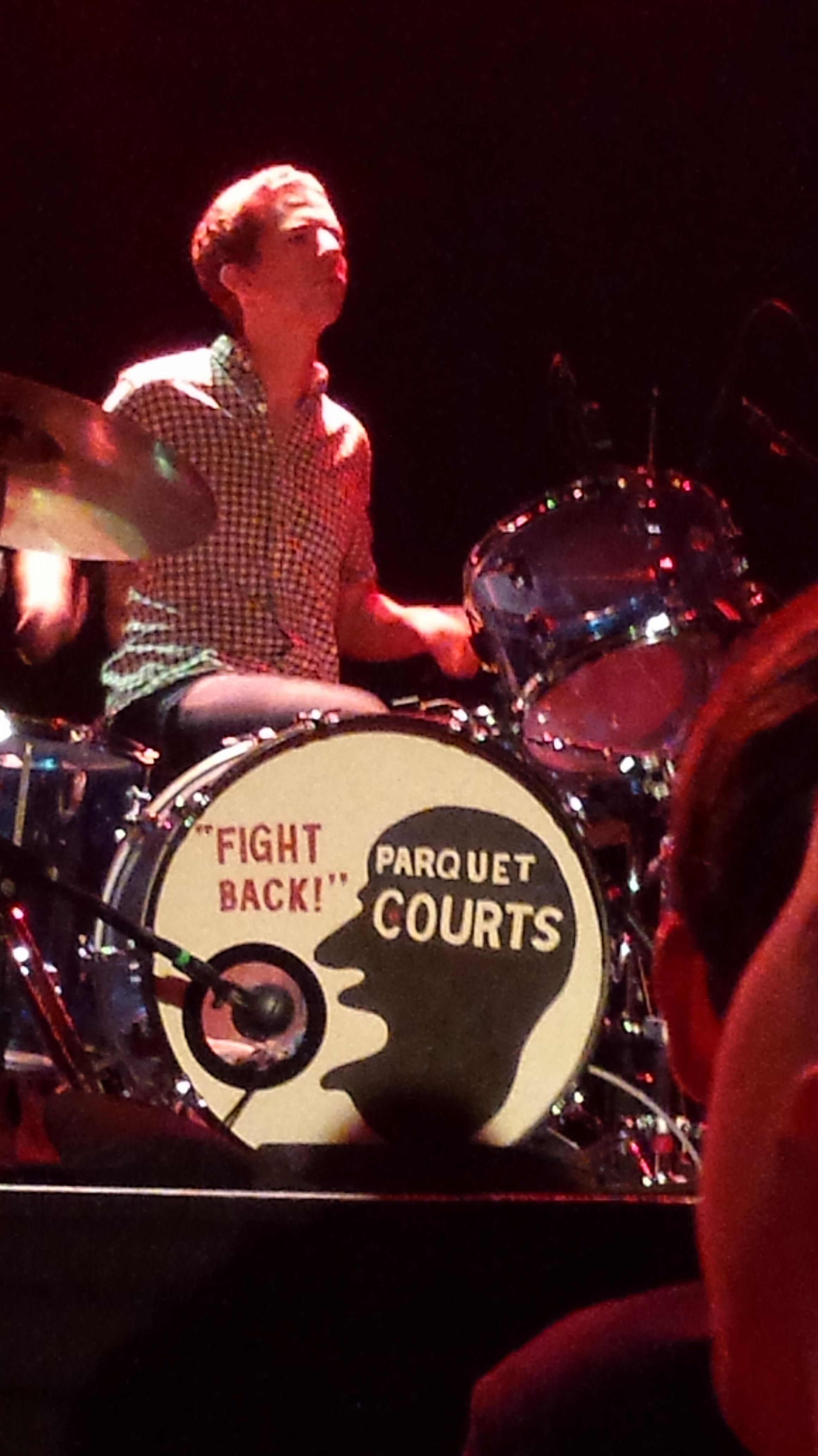 Parquet Courts (Union Transfer, Philadelphia, PA, January 31, 2017)