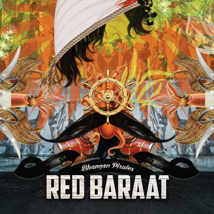 Although Red Baraat's first two albums were good, this one leaps beyond the  other two. Perhaps its the addition of the guitar–bringing a(nother) new  element ...