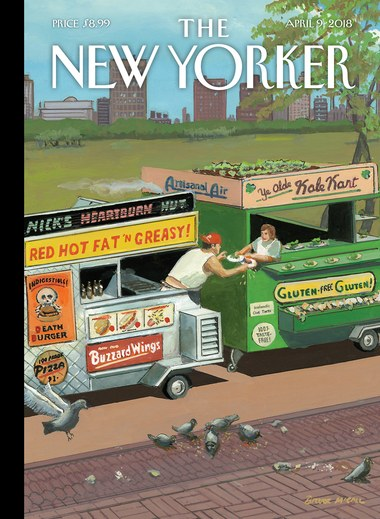 Camille Bordasthe State Of Nature New Yorker April 9 2018 I