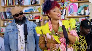 657a46d234f2 I recognized Mumu Fresh from when she appeared at a Tiny Desk with August  Greene a few months ago. Mumu Fresh was a true highlight of that show–her  rap was ...