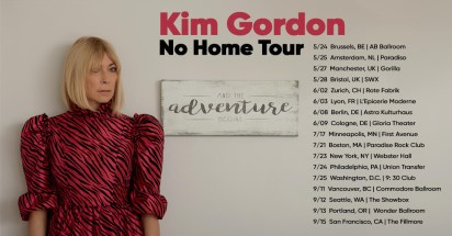 Kim Gordon No Home Tour Union Transfer Philadelphia Pa July 24 2020 Cancelled I Just Read About That