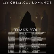 My Chemical Romance 2020 Mcrxx Prudential Center Newark Nj September 22 2020 Postponed I Just Read About That Todos los programas de jaime bayly en megatv de miami para 2020 y archivo. 2020 mcrxx prudential center newark